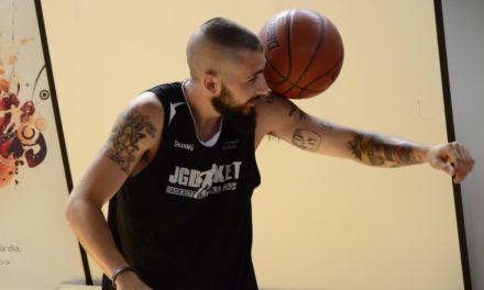 Dawizard, motivación y Freestyle para el Campus JGBasket