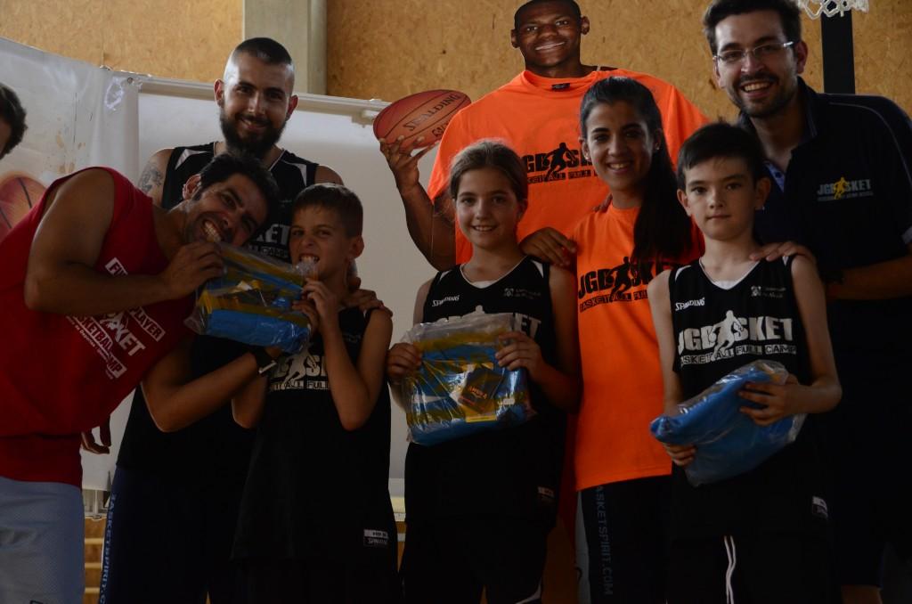 Fotos Campus JGBasket 2015. Semana 2. Entrega 4. Ultimo día. All Star y entrega de premios