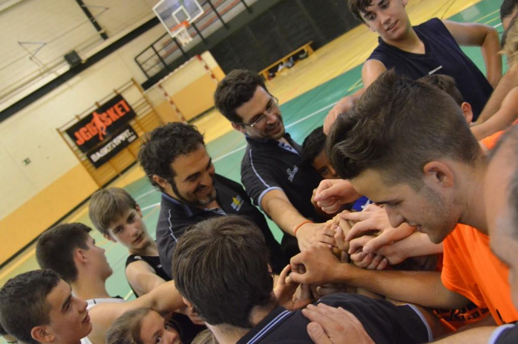 Fotos Campus JGBasket 2015. Semana 3. Entrega 1.