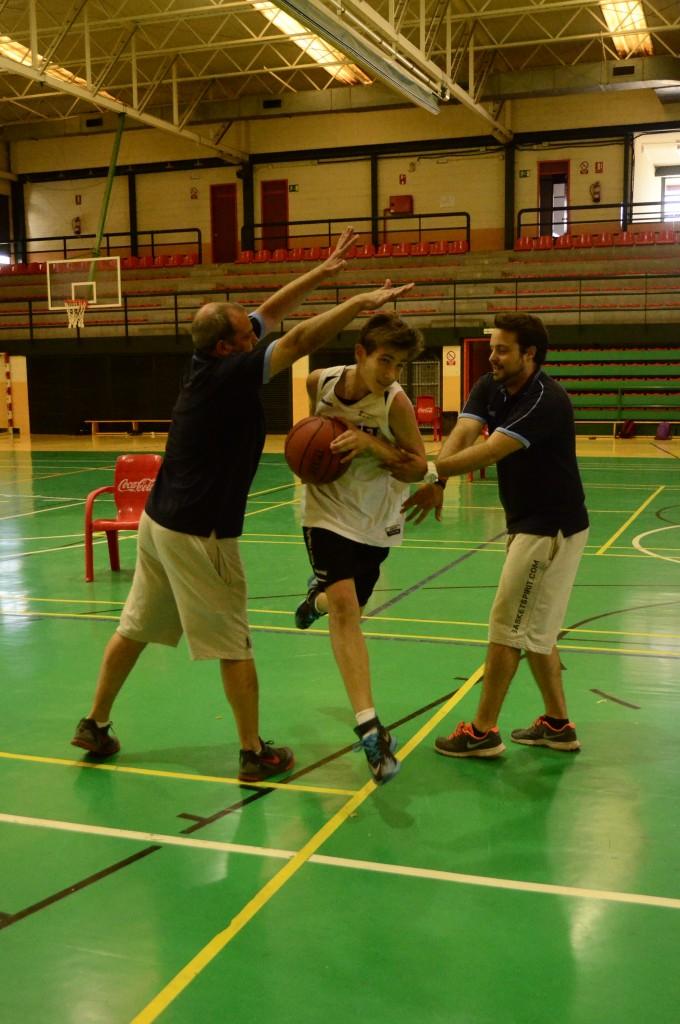 Fotos Campus JGBasket 2015. Semana 3. Entrega 2.
