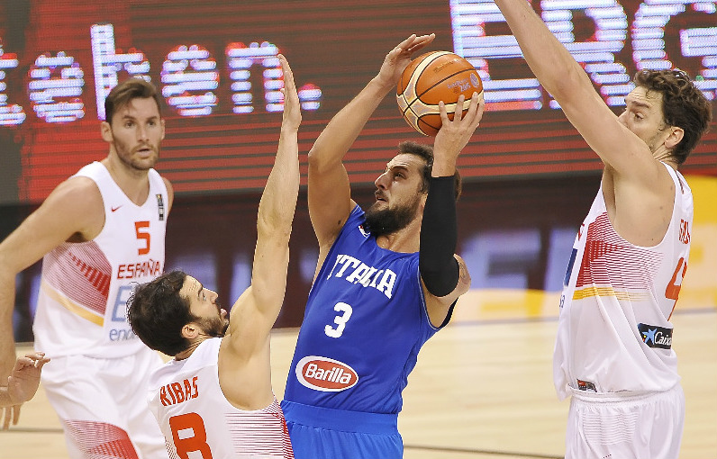 Eurobasket 2015. Belinelli acribilla a España