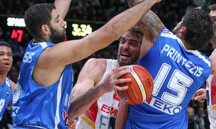 Eurobasket 2015. Cuartos de final. España tira de épica ante Grecia