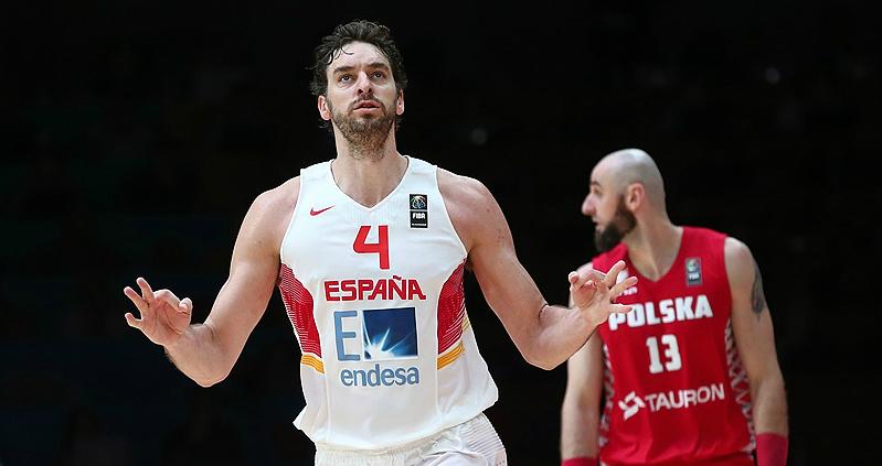 Eurobasket 2015. Octavos de final. Gasol desgasta a Polonia