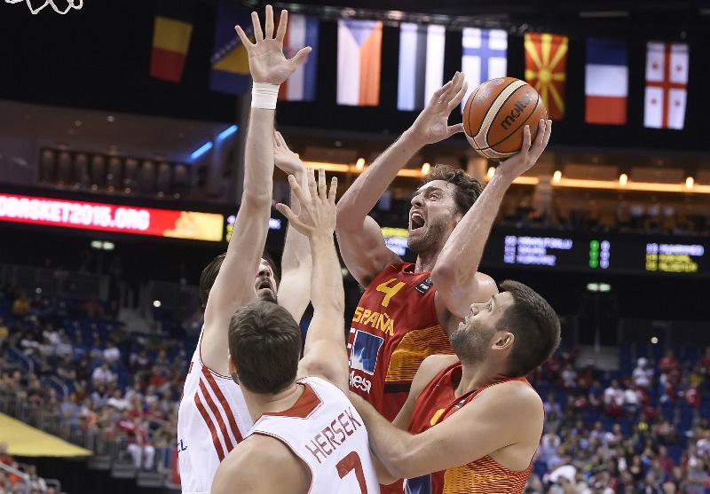 Eurobasket 2015. España recupera su mejor versión