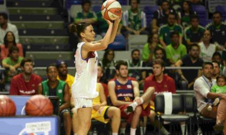"""Conversaciones JGBasket. Paula Palomares (I): """"Desde que soy madre, hay cosas más importantes que el baloncesto"""""""