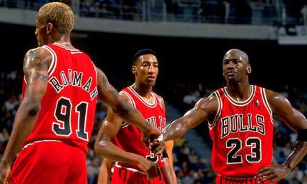 Aquellos maravillosos Bulls
