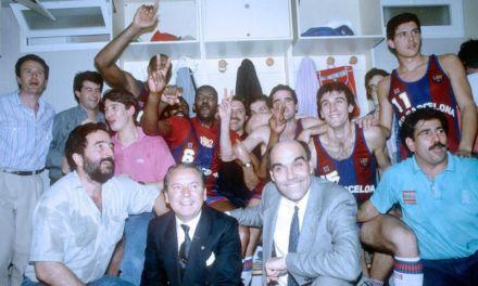 Un entrenador de leyenda (II). El baloncesto triunfa en Barcelona