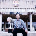 Un entrenador de leyenda (III). El gafe de la Copa de Europa