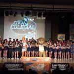 Presentación Copa Colegial 2016. Fotos y video