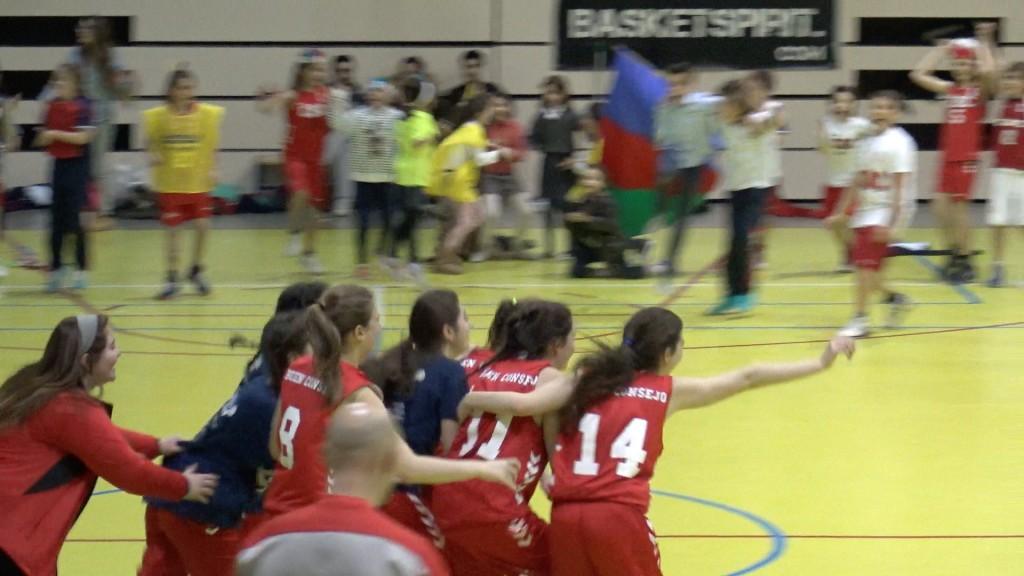 Videos Copa Colegial: Buen Consejo vs Jesús Maestro femenino. Lo mejor