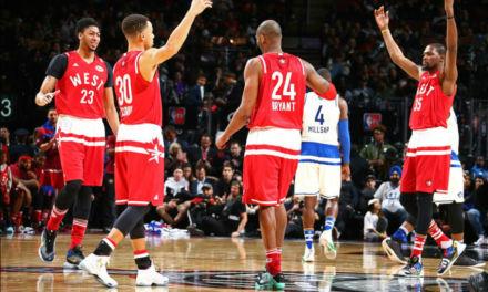 La estrella fue Kobe Bryant