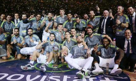 El Madrid gana su tercera Copa consecutiva