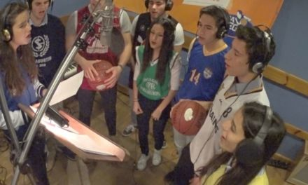 "Videos: La canción de la Copa Colegial, ""Making Off"""