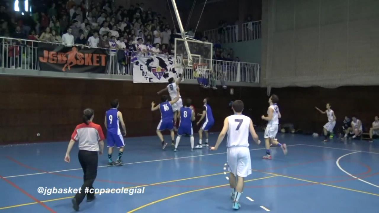 Videos Copa Colegial: San Agustín vs Brains. (9 videos)