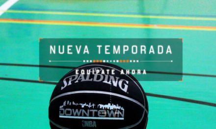 Nueva temporada, nuevos retos. En Basketspirit te pueden ayudar.