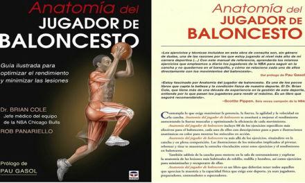 Prepara físicamente a tu equipo con Anatomía del jugador de baloncesto
