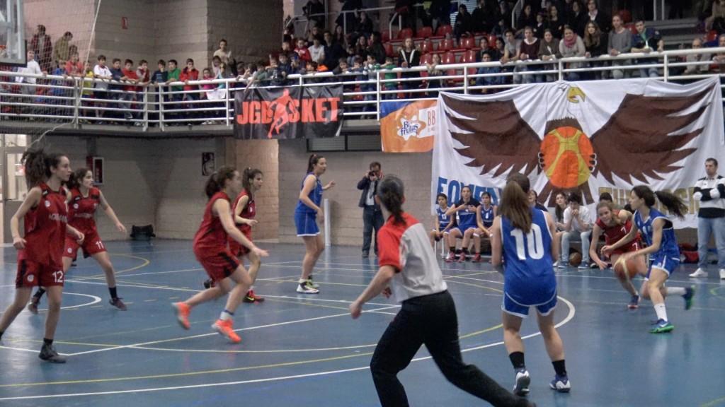 Nuevos videos: Semifinal femenina Copa Colegial. Agustiniano vs Fomento Fundación. 4 clips