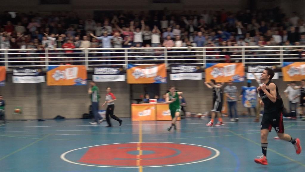 Videos: Final Copa Colegial Madrid. Agustiniano vs Maristas Chamberí (7 clips). Incluye partido completo