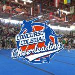 Concurso Colegial Cheerleading en Mirabal.