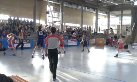 Video: Final PequeCopa femenina 2016. San Agustín vs Joyfe. Partido completo Full HD