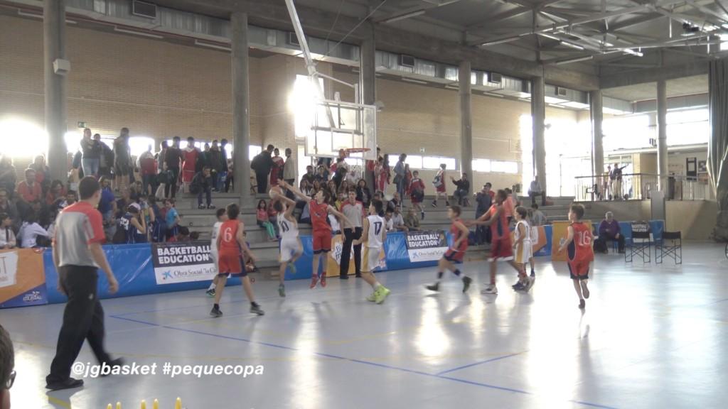 Video: Final PequeCopa Madrid 2016. Brains vs Alameda de Osuna. Partido completo