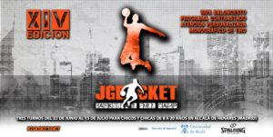Campus Baloncesto JG Basket