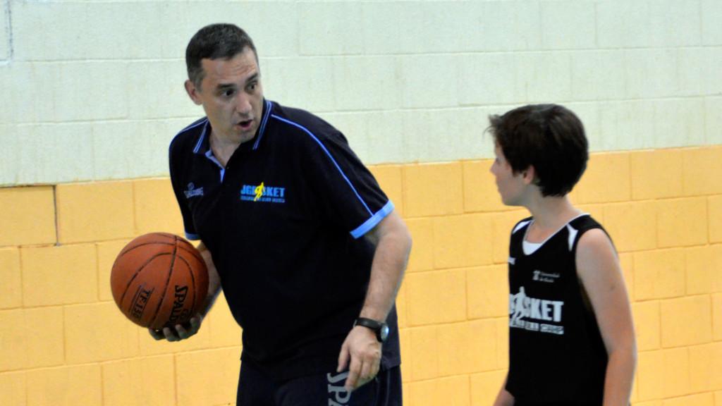 Campus JG Basket: aprender a mejorar