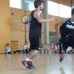 Campus Baloncesto JGBasket: Actividades. El día a día