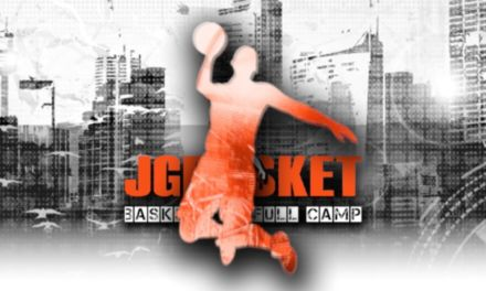Campus Baloncesto JGBasket. 100% Full Basketball Camp. Edición 2016