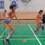 Sesión de dribling para mejorar el uno contra uno con balón por Jesús Pérez Castilla