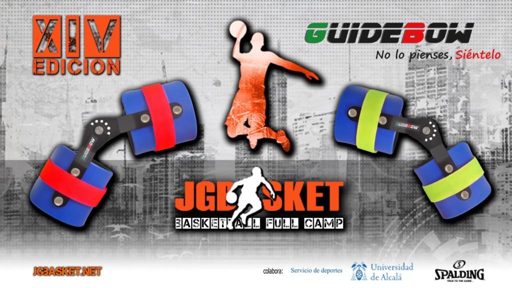 Guidebow, una herramienta de mejora biomecánica para tu baloncesto.. Campus JGBasket
