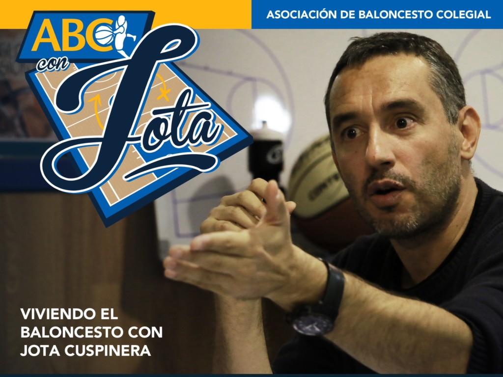 Jota Cuspinera, sábado 8 de Octubre en Colegio San Agustín Madrid. ¿Por qué no apasionados?