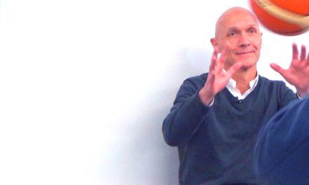 Eduardo Fernández-Cantelli nos invita al I Simposio de Baloncesto Colegial en CaixaForum