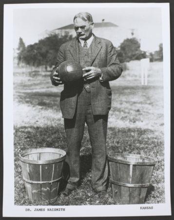 James Naismith. Inventor del baloncesto