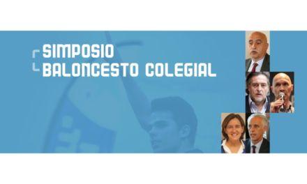 Primer Simposio Baloncesto Colegial. Martes 29 Noviembre. CaixaForum Madrid