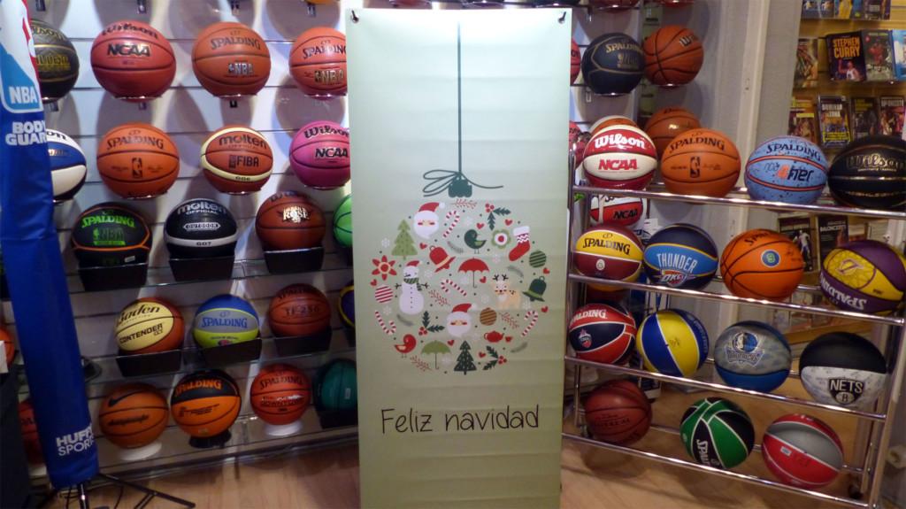 Feliz Navidad a todos los que visitáis o formáis parte JGBasket