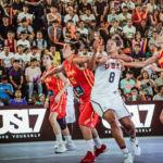 El 3×3, una nueva fórmula de baloncesto