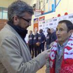 Entrevista a Juanjo Fernández. Director de Colegio JOYFE. Presentación Copa Colegial 2017