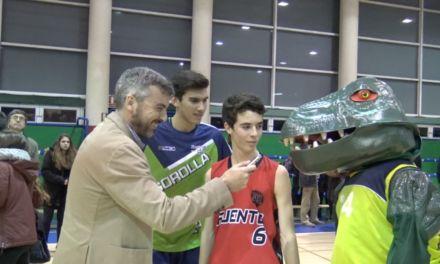 Videos Copa Colegial: Liceo Sorolla vs Fuentelarreyna. Higlights, Slowmotion y entrevistas