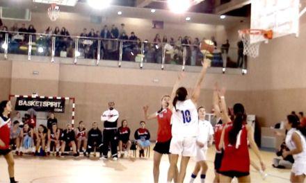 Videos: Corazonistas vs Altair femenino. Copa Colegial Madrid 2017