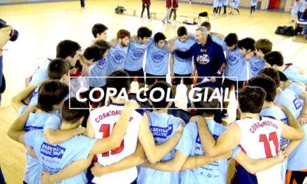 Videos: Corazonistas vs Santa Catalina de Sena. Slow motion y entrevista. Copa Colegial 2017