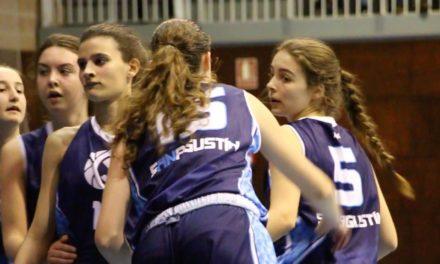Videos: San Agustín vs Jesús Maestro femenino. Copa Colegial Madrid 2017