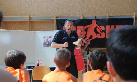 Programa de charlas Aula JGBasket. Campus baloncesto 2017