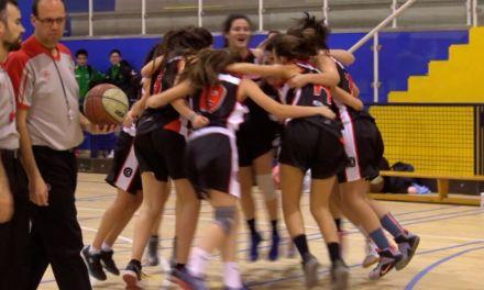 El partido de las dos prorrogas: Cuartos de final Copa Colegial Madrid 2017. Alameda de Osuna vs Agustiano femenino.