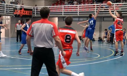 Actualizado. Videos(5): Agustiniano vs Brains. Cuartos de final Copa Colegial Madrid 2017