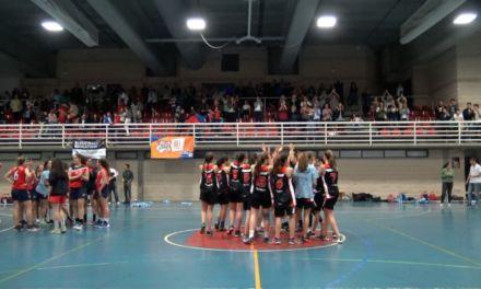 Videos: Semifinal Copa Colegial 2017. Agustiniano vs Corazonistas femenino