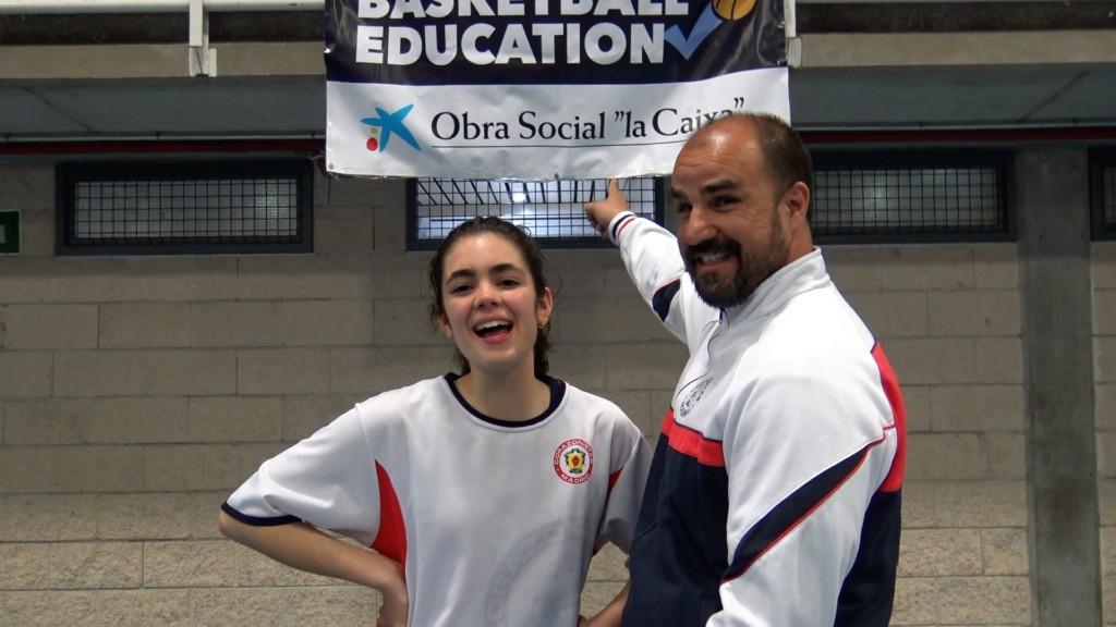 Video actualizado: Necesitan el apoyo de todo el Colegio. Final Copa Colegial femenina Madrid 2017. San Agustín vs Corazonistas.