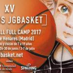 Campus Baloncesto JGBasket 2017. XV Edición.