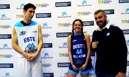 Entrevistas. AllStar Colegial Madrid 2017
