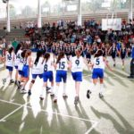 Final Femenina Peque Copa Madrid 2017. San Agustín vs Virgen de Atocha